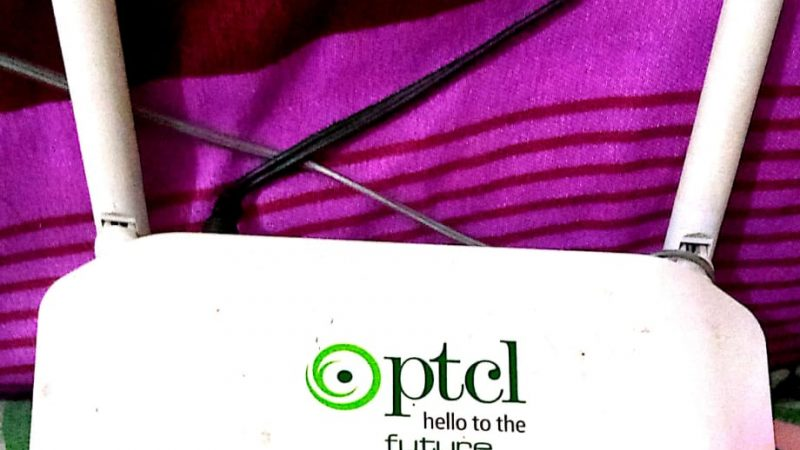 Configuring PTCL modem in bridge mode