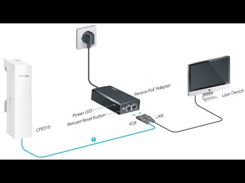 How to access TP-LINK CPE210