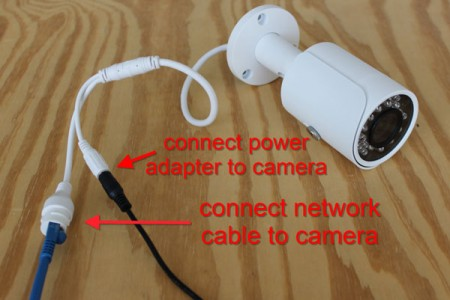 How to access HIK Vision Camera