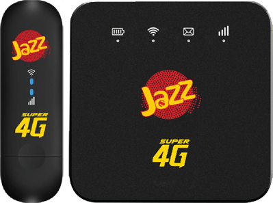 Change WIFI name and Password of JAZ 4G Device